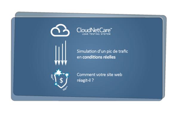 Testez la montée en charge de votre site avec CloudNetCare