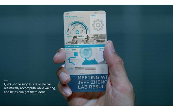 Un pied dans le futur avec le dernier court-métrage de Microsoft