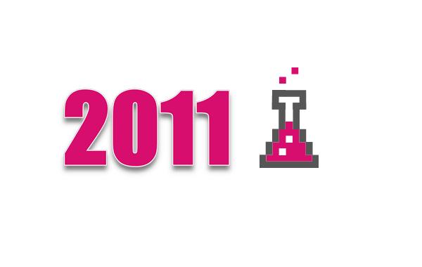 L'année 2011 vue par le Lab