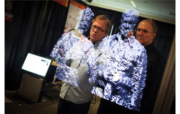 Le futur existe déjà dans les labos de Microsoft