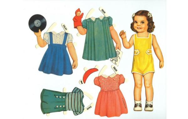Flipmylook : la poupée en papier, version e-commerce
