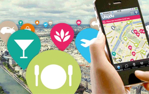Ubudu Pro : des offres géociblées sur votre mobile