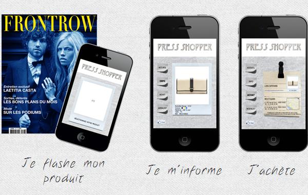 Tendances 2013 #1 – Le mobile, bras armé du commerce connecté ?