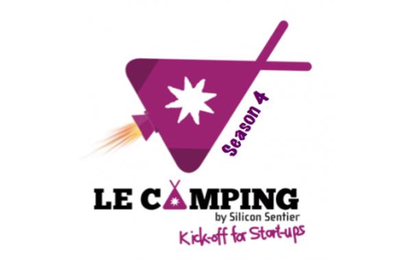 Le Camping saison 4 : 5 startups pour le commerce connecté