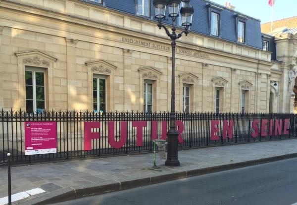 Une sélection de startups de Futur en Seine