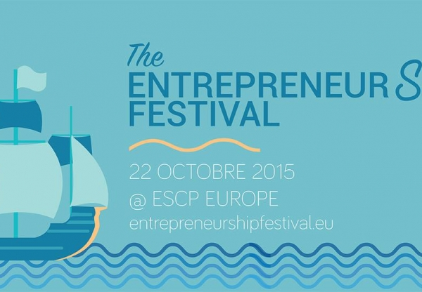 EntrepreneurSHIP Festival à ESCP Europe : les start-up de l'incubateur