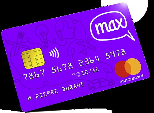 Max : une méta carte bancaire gratuite pour les surpasser toutes